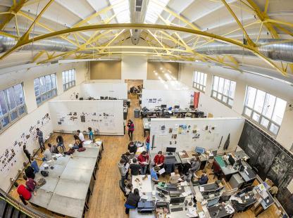 Hillier College Architecture Studio Space