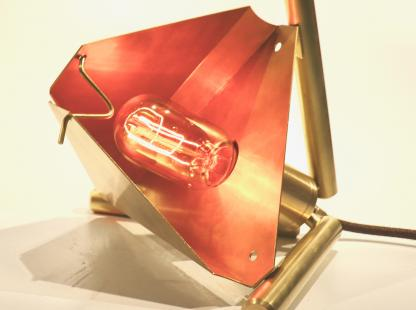 Brass Light by Claire Wagner