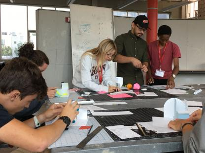 High School Summer Programs | College of Architecture and Design
